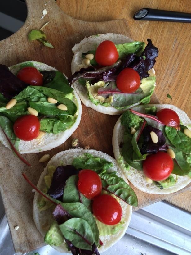 avo sandwich