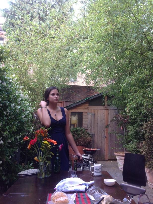 kat backyard